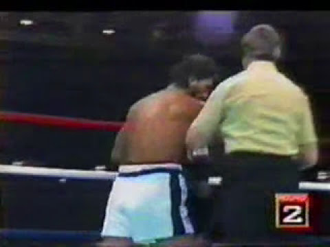 ROBERTO DURAN MANOS DE PIEDRA VS SUGAR RAY LEONARD ll PART 1