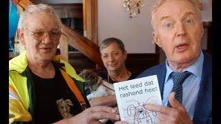 André van Duin viert feest met Pup in Nood