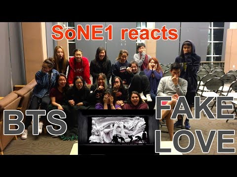 BTS (방탄소년단) - FAKE LOVE M/V Reaction by SoNE1