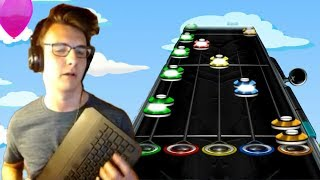 Soulless 4 but it's played on a keyboard by a noob (Guitar Hero / Clone Hero)