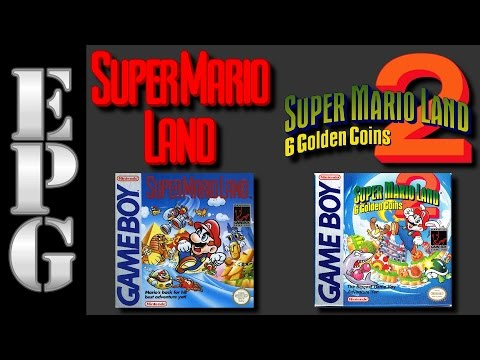 EPG Review: Super Mario Land 1 & 2: The Six Golden Coins