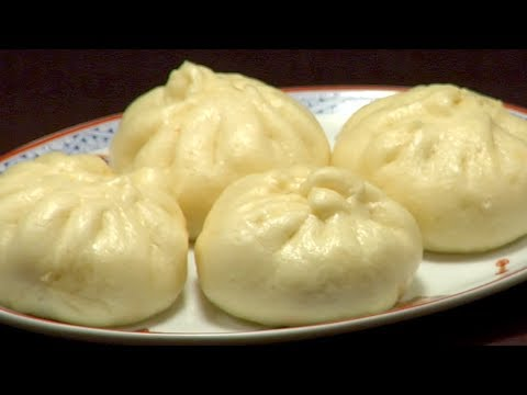 How to Make Nikuman (Chinese Steamed Pork Bun Recipe) 肉まん 作り方レシピ