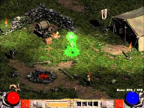 Servidor de Diablo 2 - D2BlackWolf - Epic Gems
