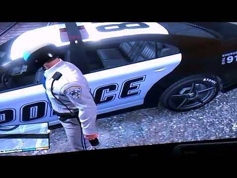 COMO MODIFICAR AUTOS DE POLICIA GTA V