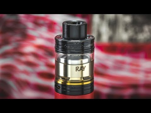 A Killer $26 RTA Review of the RAY RTA By Coil Master