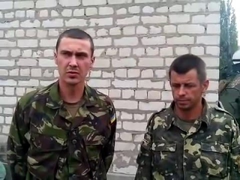 Shooting of Column of Peaceful Refugees in Lugansk reg. Video Evidence. August 19, 2014