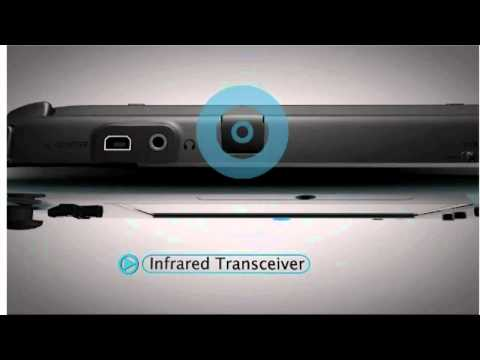 Wii U Controller - Official E3 2012 Reveal (Wii U) [HD]
