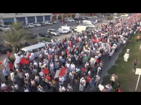 #Bahrain: Opposition Mass March