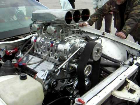 Quot 07 Dodge Charger Srt 8 6 1 Hemi And Quot 89 Blown Chevy