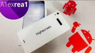 Обзор Highscreen ICE 2 смартфон с двумя дисплеями, mtk 6592, OGS дисплей Sharp
