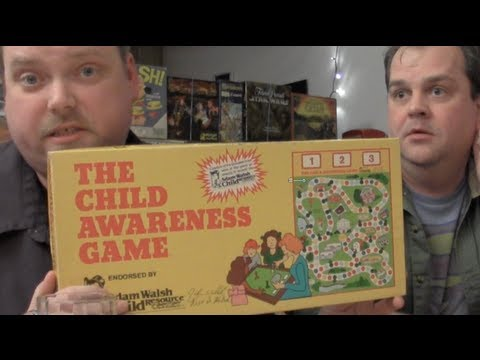 Drunk Child Awareness (Beer and Board Games)