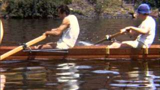 1969 MUBC Senior Lightweight 4 Training