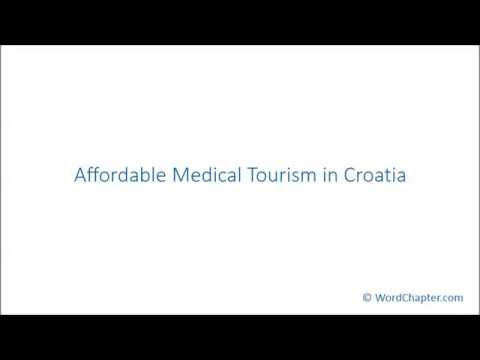 Affordable Medical Tourism in Croatia