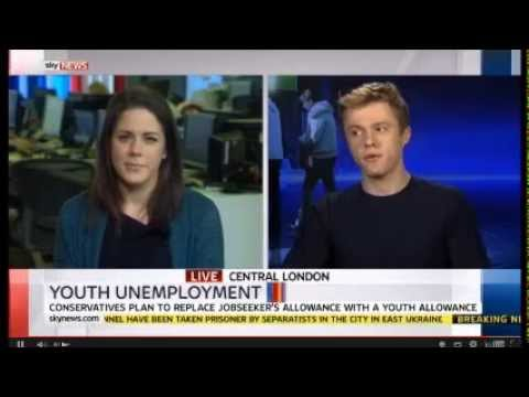 Did you see Jacob Diamond on Sky News today?