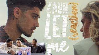 Download Lagu Zayn - Let Me REACTION Gratis STAFABAND