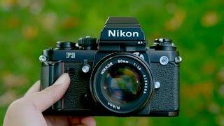 Nikon F3 + Fuji Superia