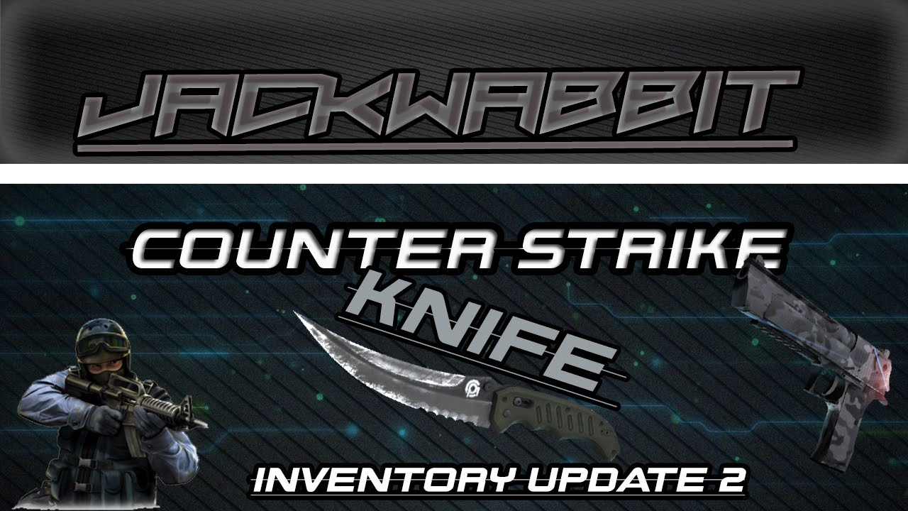 how to find knives that youtop csgo inventories