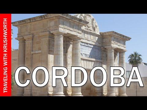 Visit Cordoba Tour | Travel to Cordoba Spain Tourism Guide (Cordoba Mosque and Alcazar)