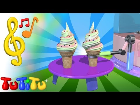 Piosenki Po Angielsku Dla Dzieci | Lody | Nauka Angielskiego Dla Dzieci
