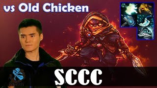 Sccc - Ember Spirit MID | vs Old Chicken (Huskar) | Dota 2 Pro MMR Gameplay