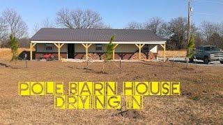 How To Build A Pole Barn House For Cheap