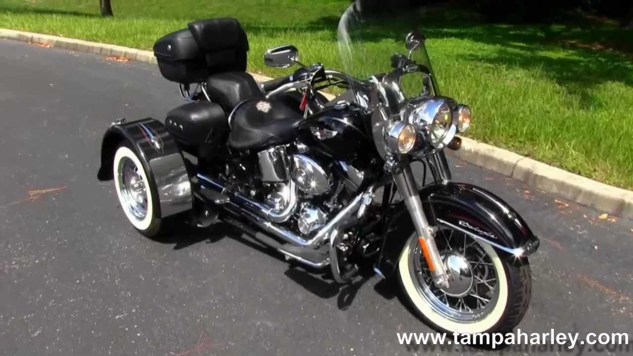 Harley Davidson Trike For Sale In Florida