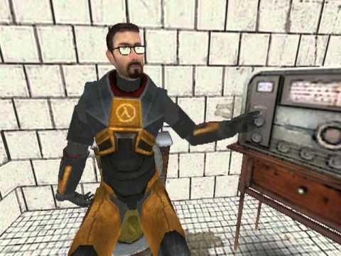 Half Life 2 prikoly 5 часть