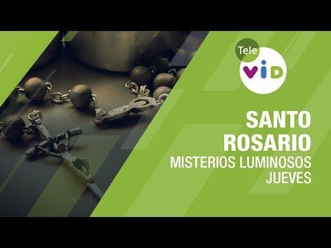 Santo Rosario, Misterios Luminosos, Jueves - Tele VID
