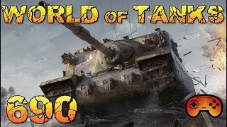 Die besten Runden!!! #690 World of Tanks - Gameplay - German/Deutsch - World of Tanks