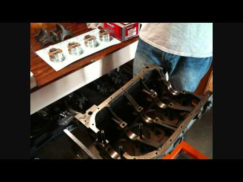 Danny's 4G63 Engine Build Part 1