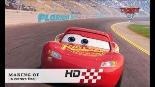 Cars 3 de Disney•Pixar | Making of: La carrera final | HD