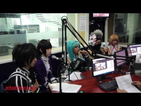 arkadymac.com's feature guesting at DZIQ Radyo Inquirer 990 AM