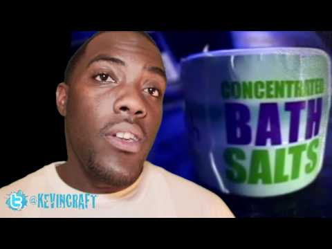 Legal Drug (Bath Salts) Is Turning People Into Zombies!