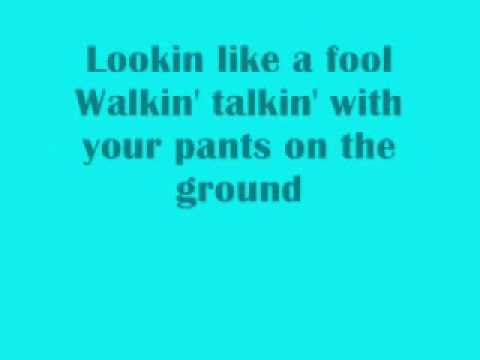 Pants On The Ground - Larry Platt Lyrics