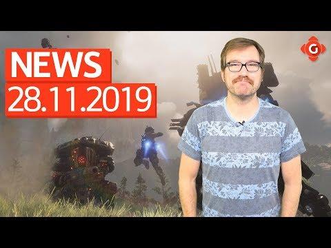 PS Plus: Die Spiele im Dezember! Batman: Neues Spiel auf Game Awards? | GW-NEWS