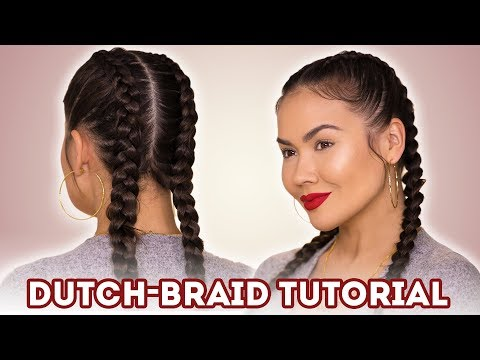 HOW TO BRAID YOUR OWN HAIR | Maryam Maquillage
