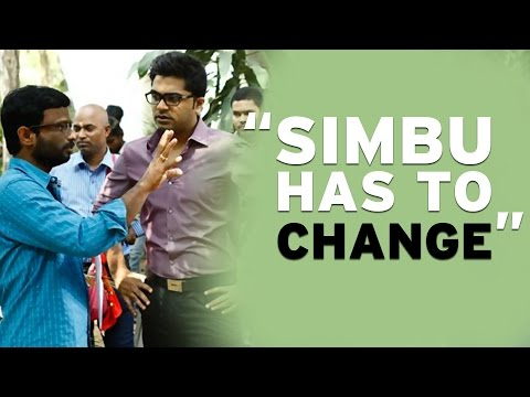 """SIMBU has to CHANGE, Otherwise..."" -  Pandiraj 