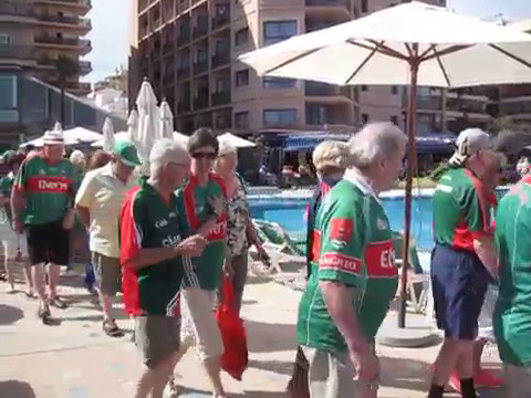 Enjoy Travel 2017 Parade Of Counties In Torremolinos