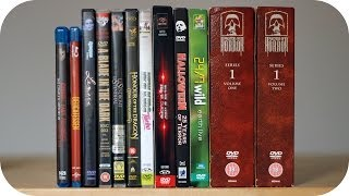 Blu-ray / DVD Collection update #3