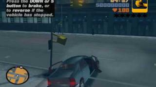 Fraps test 1 GTA 3 Intel (R) Extreme Graphics 2 for mobile