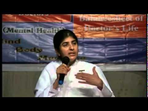 Conference On Mind Body Medicine By Bk Shivani (surat, Guj.) 11th May 2014, 11.00am video