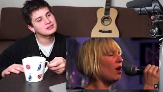 Download Lagu Vocal Coach Reaction to Sia's Best Live Vocals Gratis STAFABAND