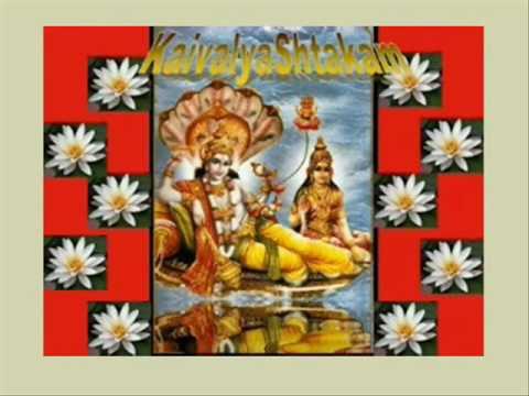 Shri Vishnu Sahasra Nam Stotram Part 4 of 4 Falashruti .wmv