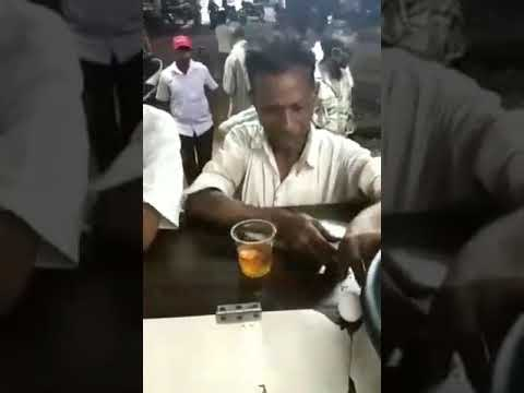 Funny drinking alcohol