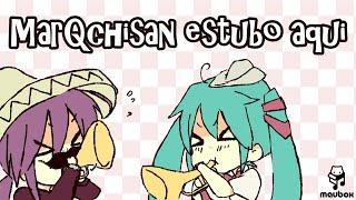 [hatsune Miku & Kamui Gakupo] Marqchisan  ...