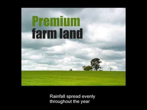 Agriculture Outsourcing: South America/Latin America farmland investing