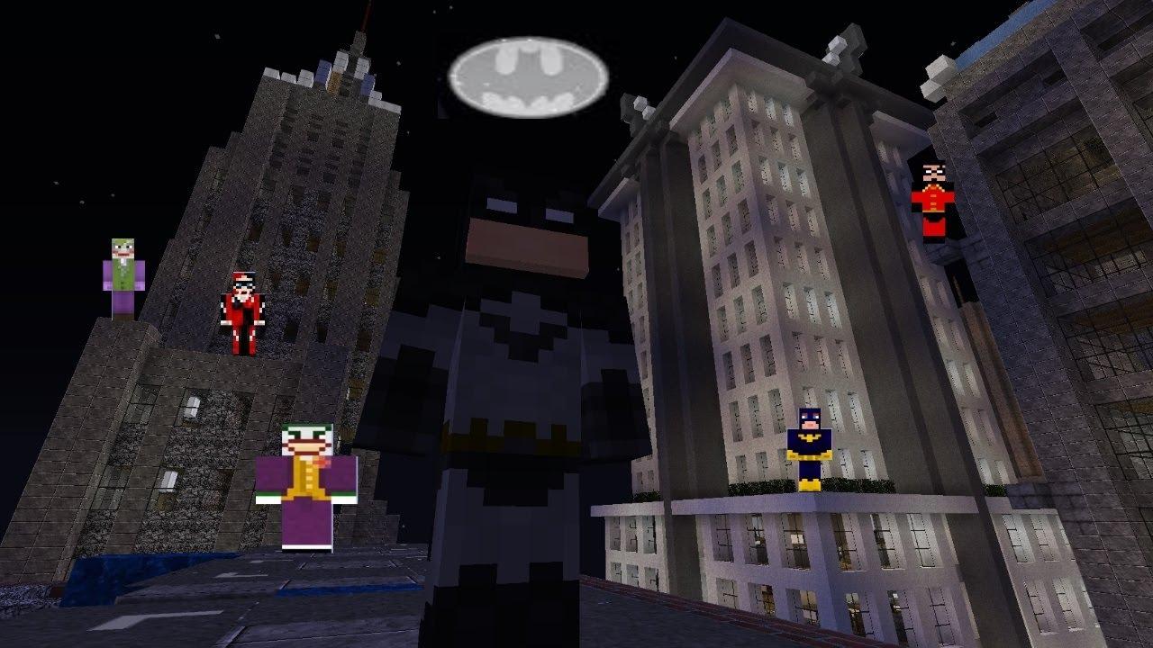 Cool Minecraft Skins Batman | www.topsimages.com