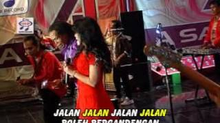 Ine Sinthya Gaun Merah Jambu Official Music Video
