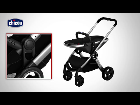 Chicco Urban Stroller - functionality