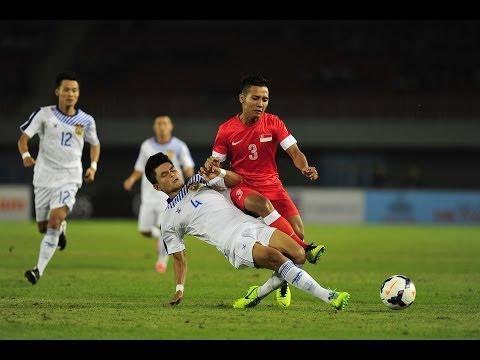 27th SEA Games (Football) - Singapore vs Laos
